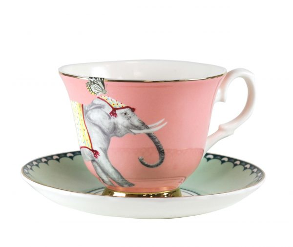 t cup and saucer elephant carnival