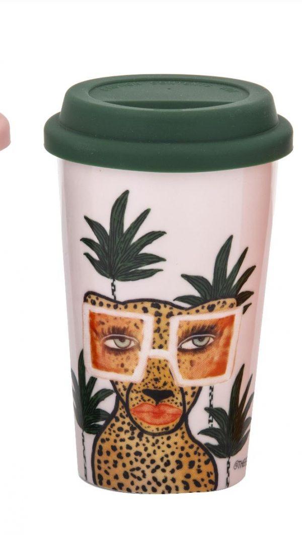 Sassy travel mug