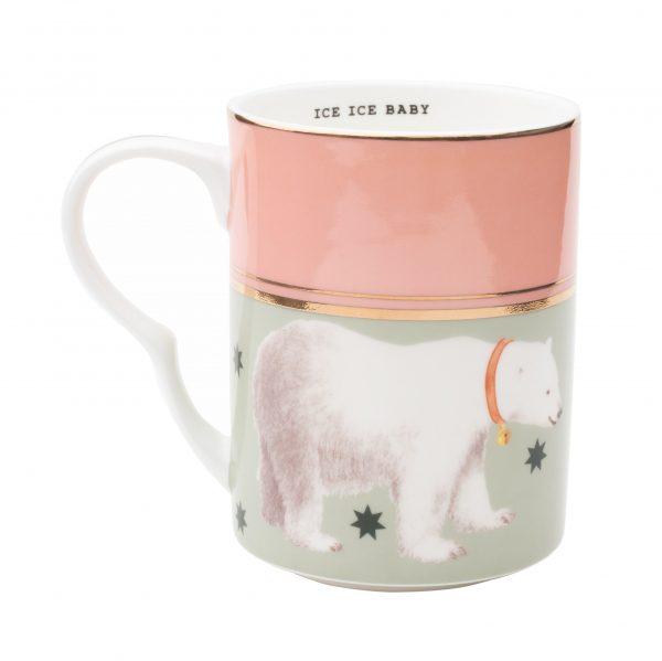 YE Polar Bear Mug